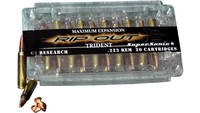 G2 Research TRIDENT 223 Rem 65 Grain Lead Free Cop